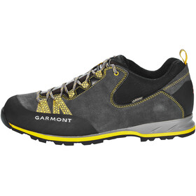 Garmont Mystic Low II GTX Shoes Men Dark Grey/Yellow
